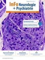InFo Neurologie + Psychiatrie 11/2019