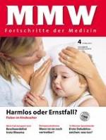 MMW - Fortschritte der Medizin 4/2012