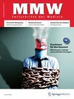MMW - Fortschritte der Medizin 15/2013