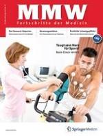 MMW - Fortschritte der Medizin 17/2013