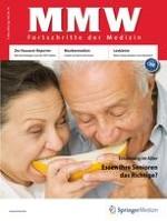 MMW - Fortschritte der Medizin 19/2013