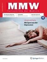 MMW - Fortschritte der Medizin 1/2014