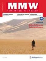 MMW - Fortschritte der Medizin 10/2014