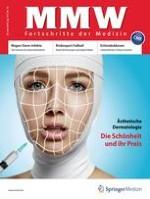 MMW - Fortschritte der Medizin 12/2015