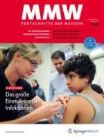 MMW - Fortschritte der Medizin 21-22/2015