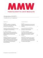 MMW - Fortschritte der Medizin 6/2015