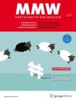 MMW - Fortschritte der Medizin 13/2016