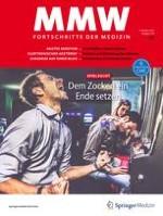 MMW - Fortschritte der Medizin 17/2016