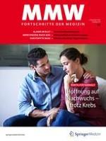 MMW - Fortschritte der Medizin 19/2016