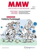 MMW - Fortschritte der Medizin 1/2016