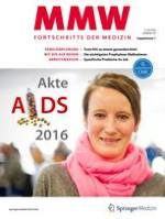 MMW - Fortschritte der Medizin 2/2016