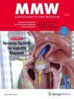 MMW - Fortschritte der Medizin 5/2016