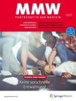 MMW - Fortschritte der Medizin 8/2016