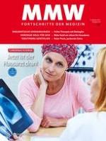 MMW - Fortschritte der Medizin 17/2017