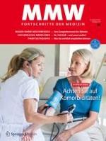 MMW - Fortschritte der Medizin 18/2017