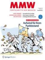 MMW - Fortschritte der Medizin 3/2017