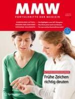 MMW - Fortschritte der Medizin 6/2017
