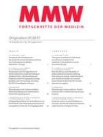 MMW - Fortschritte der Medizin 7/2017