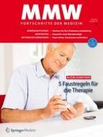 MMW - Fortschritte der Medizin 8/2017