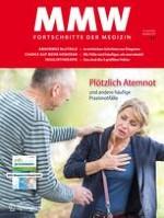 MMW - Fortschritte der Medizin 11/2018
