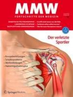 MMW - Fortschritte der Medizin 12/2018