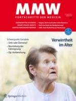 MMW - Fortschritte der Medizin 14/2018