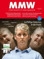 MMW - Fortschritte der Medizin 15/2018