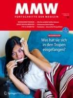 MMW - Fortschritte der Medizin 18/2018