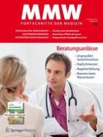 MMW - Fortschritte der Medizin 20/2018