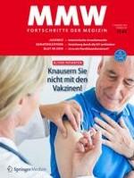 MMW - Fortschritte der Medizin 21-22/2018