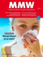 MMW - Fortschritte der Medizin 6/2018