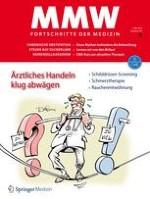 MMW - Fortschritte der Medizin 8/2018