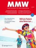 MMW - Fortschritte der Medizin 9/2018