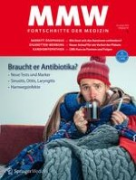 MMW - Fortschritte der Medizin 1/2019