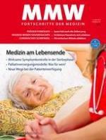 MMW - Fortschritte der Medizin 11/2019