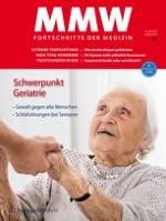 MMW - Fortschritte der Medizin 13/2019