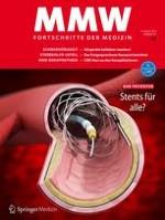 MMW - Fortschritte der Medizin 14/2019
