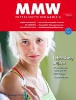 MMW - Fortschritte der Medizin 15/2019