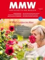 MMW - Fortschritte der Medizin 17/2019