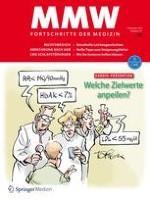 MMW - Fortschritte der Medizin 19/2019