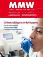 MMW - Fortschritte der Medizin 20/2019