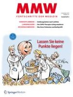 MMW - Fortschritte der Medizin 3/2019