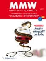 MMW - Fortschritte der Medizin 5/2019