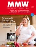 MMW - Fortschritte der Medizin 9/2019