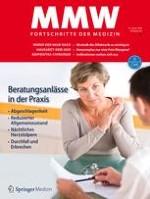 MMW - Fortschritte der Medizin 1/2020