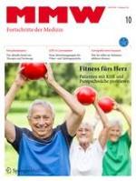MMW - Fortschritte der Medizin 10/2020