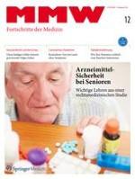 MMW - Fortschritte der Medizin 12/2020