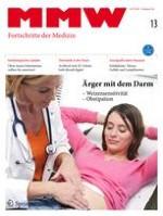 MMW - Fortschritte der Medizin 13/2020