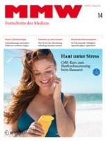 MMW - Fortschritte der Medizin 14/2020