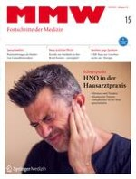 MMW - Fortschritte der Medizin 15/2020